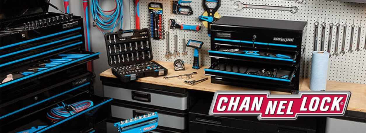 More Channellock tools at Walts Hardware