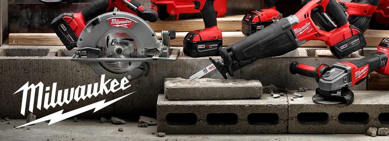 Shop Milwaukee power tools at Walts Hardware