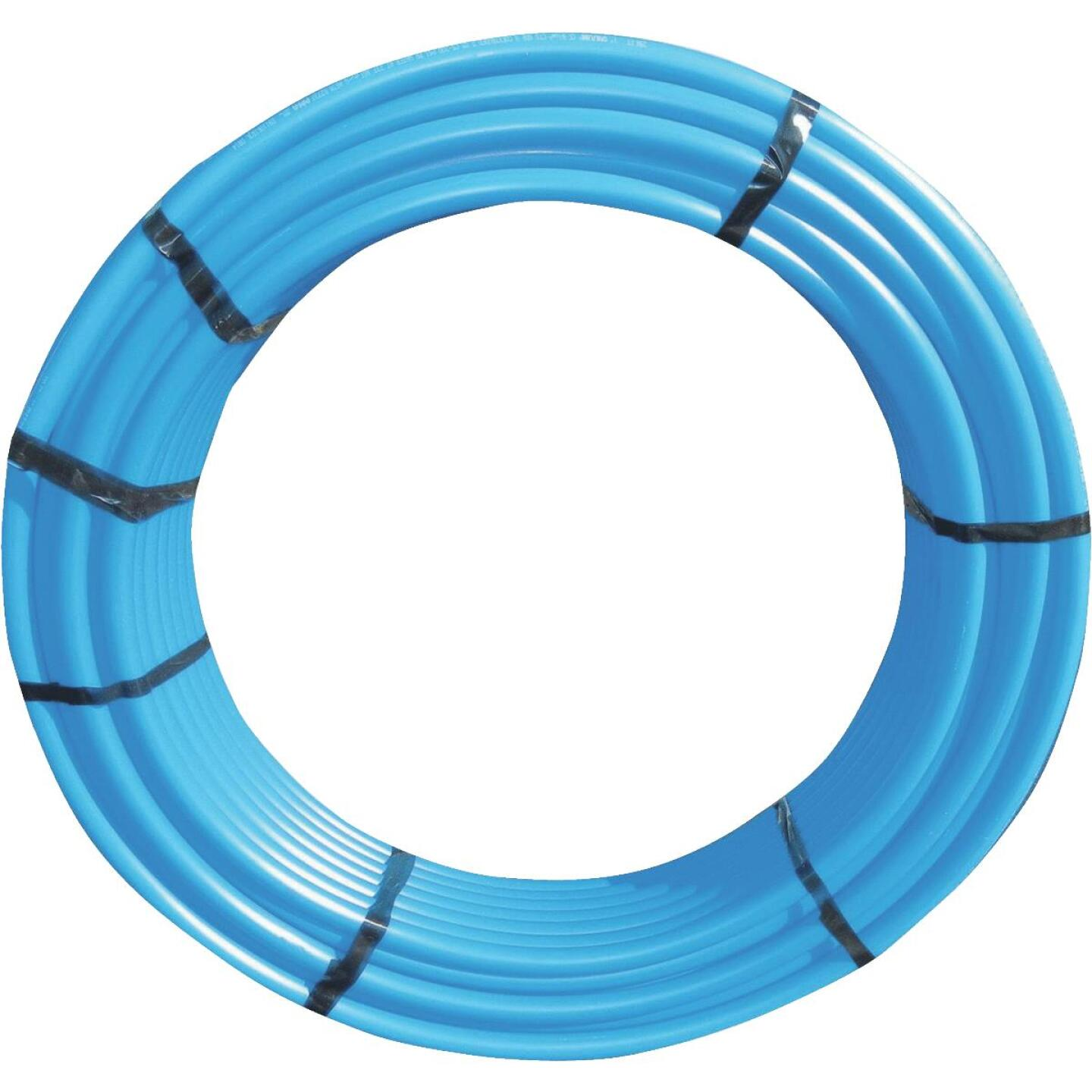 Cresline CE Blue 1 In. X 200 Ft. CTS 200 psi NSF Polyethylene Pipe Image 1