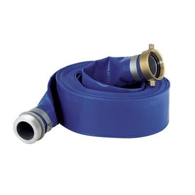 Apache 2 In. x 20 Ft. Reinforced PVC Discharge Hose