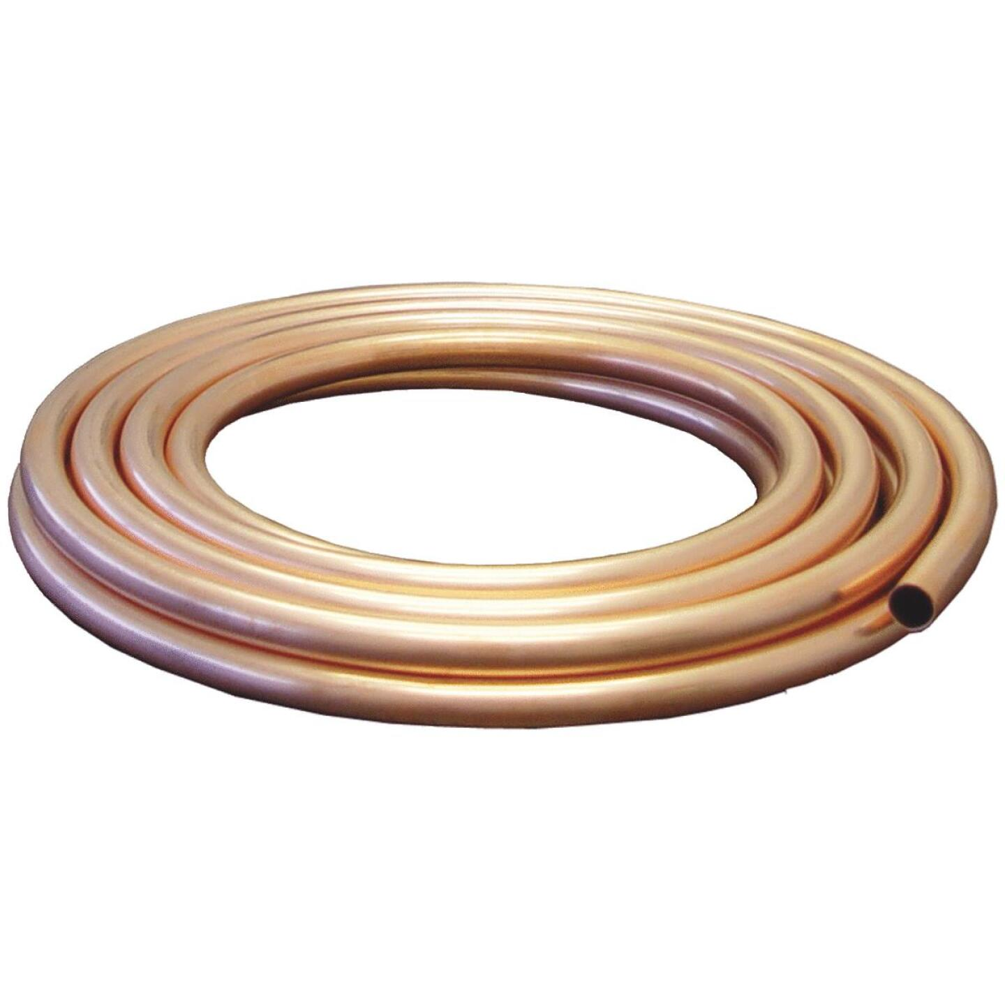 Mueller Streamline 3/8 In. OD x 5 Ft. Utility Grade Copper Tubing Image 1