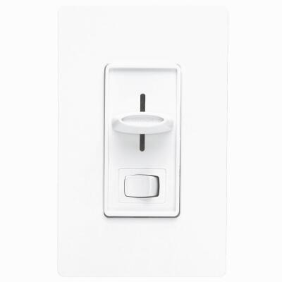 Lutron Skylark Incandescent White Preset Slide Dimmer Switch