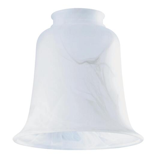 Westinghouse 5-1/4 In. Milky White Glass Shade