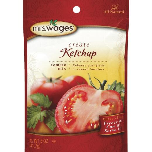 Mrs. Wages 5 Oz. Ketchup Tomato Mix