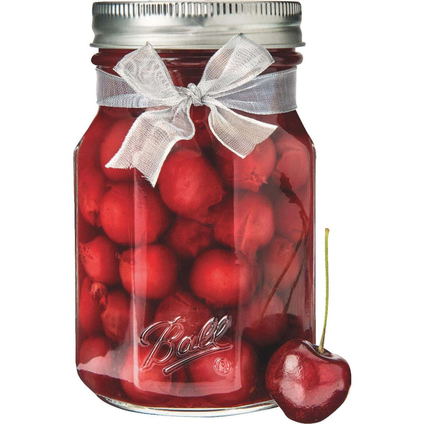 Ball Collection Elite 1 Quart Wide Mouth Sharing Canning Jar (4-Count) Image 1