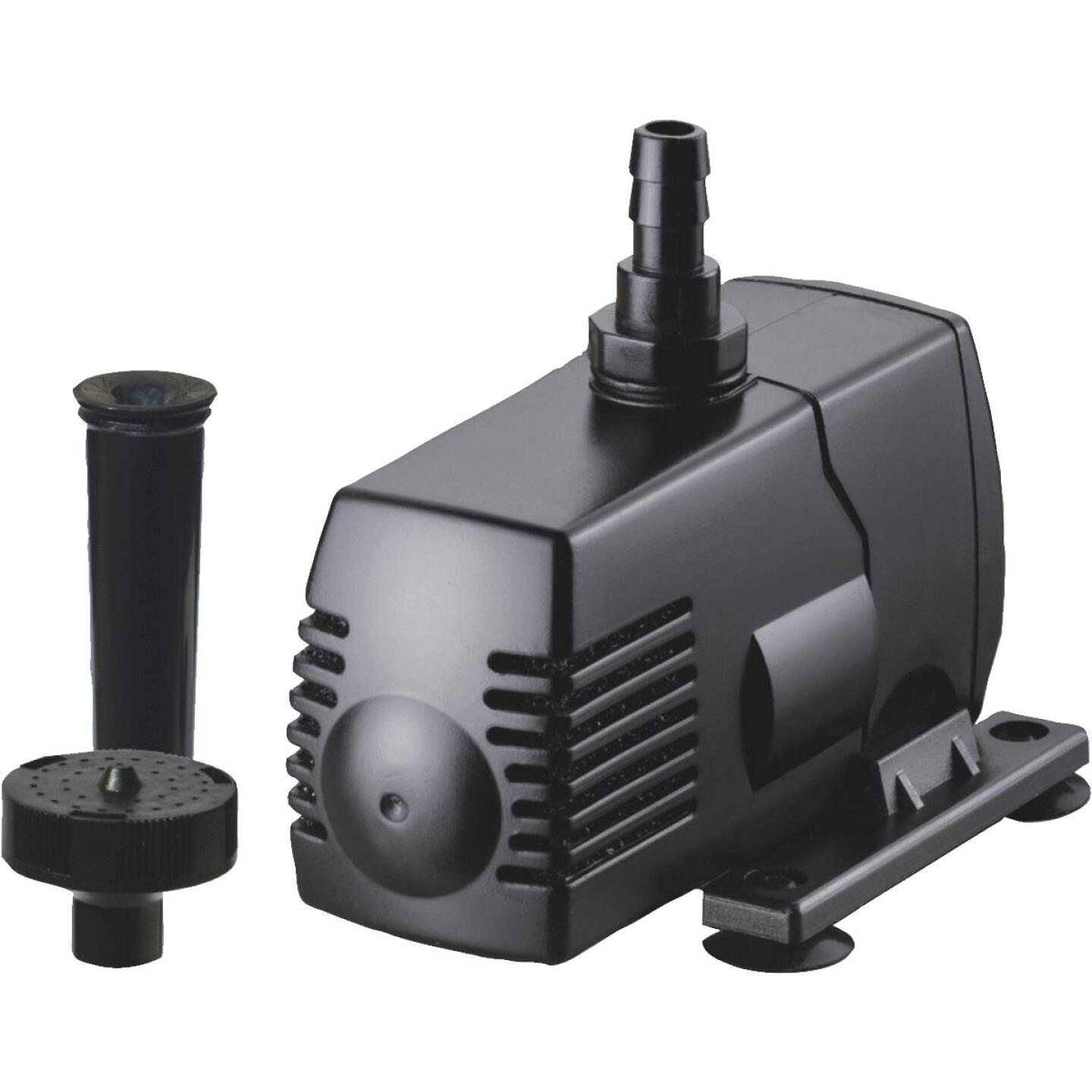 PondMaster Eco 225 GPH 3/4 In. Pond Pump & Fountain Head Kit Image 1