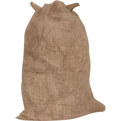 Luster Leaf 16 In. W. x 28 In. L. Jute Burlap Bag
