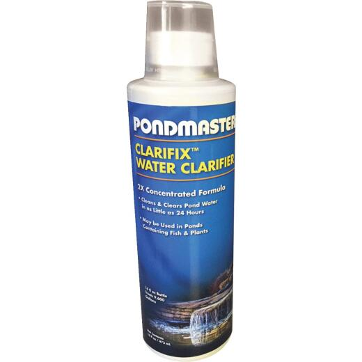 PondMaster Clarifix 16 Oz. 9600 Gal. Coverage Area Water Treatment Pond Cleaner