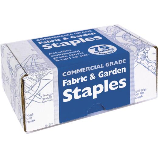 Landmaster Steel 3-5/8 In. Landscape Fabric Staple (75-Pack)