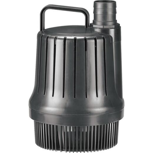PondMaster 3000 GPH 1-1/2 In. Submersible Waterfall Pond Pump