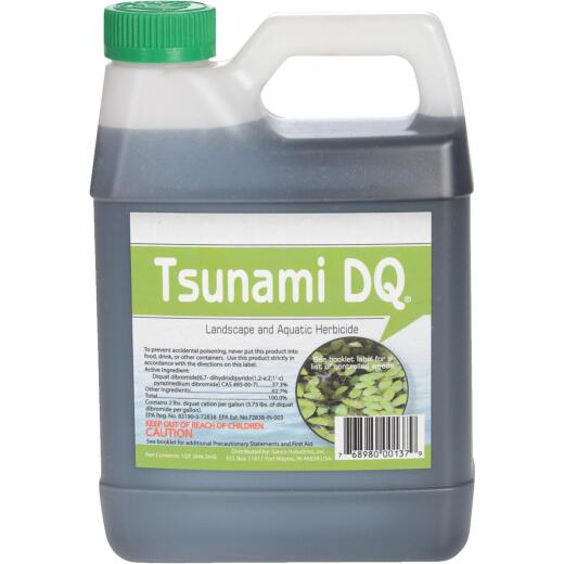 Tsunami DQ 1 Qt. Liquid 2 to 8 Qt./Acre Coverage Area Pond Weed Control