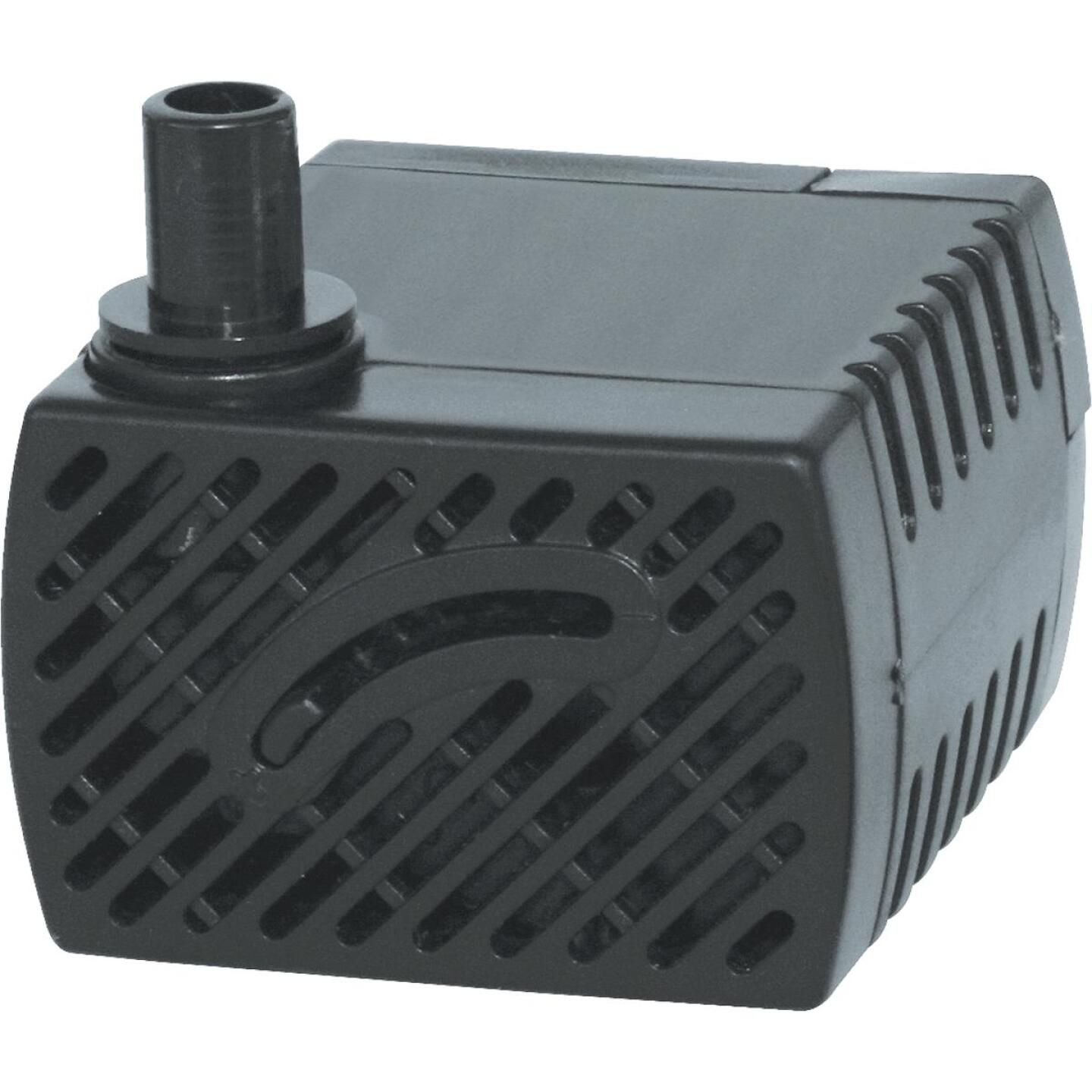 The Fountain Pump 35 to 70 GPH 3W Poly Fountain Pump Image 1