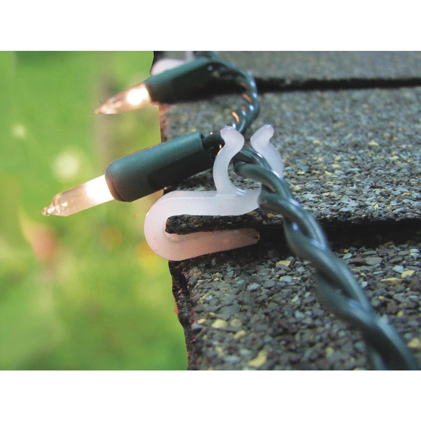 Adams White Gutter & Shingle Mighty Light Clips (100-Pack) Image 2